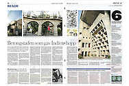 DN Resor, Dagens Nyheter, Sweden