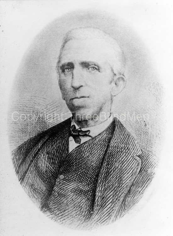 G. H. K. Thwaites, Botanic gardens. <br /> Courtesy: Department of National Botanic Gardens<br /> in 1849 George Henry Kendrick Thwaites became superintendent. He served until he resigned in 1879, when he was succeeded by Henry Trimen, who served until 1895.