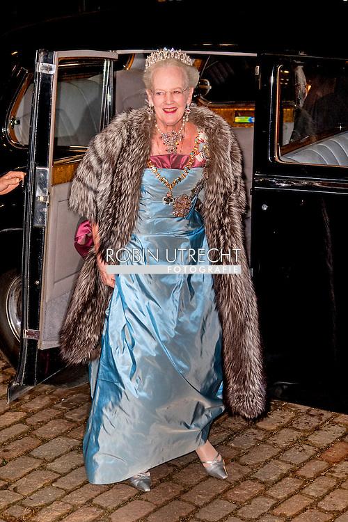 1-1-2017 - COPENHAGEN - Queen Margrethe and Prince Henrik of Denmark arrive at the annual New Years reception in Amalienborg Palace in Copenhagen, Denmark, Danish royal family attend New Years reception 2017 COPYRIGHT ROBIN UTRECHT<br /> 2017/01/01 - KOPENHAGEN - Koningin Margrethe en prins Henrik van Denemarken aankomt op de jaarlijkse nieuwjaarsreceptie in Amalienborg in Kopenhagen, Denemarken, de Deense koninklijke familie wonen Nieuwjaarsreceptie 2017 COPYRIGHT ROBIN UTRECHT