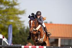 Van De Poel Vicky, BEL, Jay Jay van de Mottelhoeve<br /> Groenten Jumping - Sint Kathelijne Waver 2019<br /> © Hippo Foto - Dirk Caremans<br /> 22/04/2019