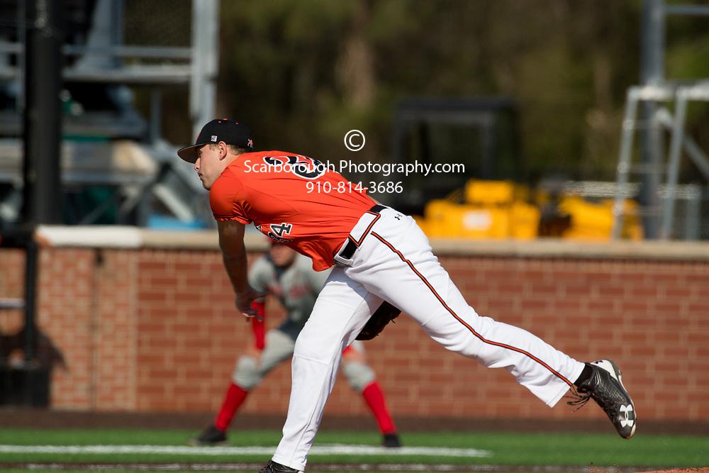 2017 Campbell University Baseball vs Ohio State Photo By Bennett Scarborough