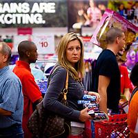 Black Friday at Super Target