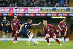Danny Rowe of Ipswich Town on the ball - Mandatory by-line: Arron Gent/JMP - 27/10/2019 - FOOTBALL - Roots Hall - Southend-on-Sea, England - Southend United v Ipswich Town - Sky Bet League One