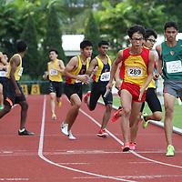 A Division Boys 4x400m Relay