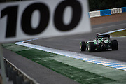 Circuito de Jerez, Spain : Formula One Pre-season Testing 2014. Kamui Kobayashi, Caterham F1 team