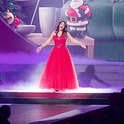 NLD/Amsterdam/20171223 - The Christmas Show 2017 in de Ziggo Dome, Glennis Grace en Holly Brood