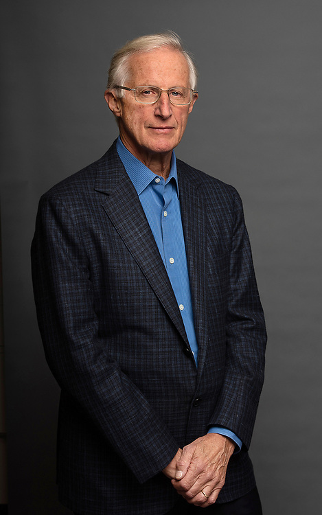 Photography ©Mara Lavitt<br /> October 23, 2018<br /> <br /> William Nordhaus, Sterling Professor of Economics & Professor, School of Forestry and Environmental Studies, Yale University. Photographed at the Office of Public Affairs and Communication.