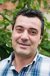 Portrait of Bulgarian man,