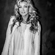 NLD/Amsterdam/20150608 - Inloop uitreiking Hi-Tec Awards 2015, zangeres Birgitte Nijman