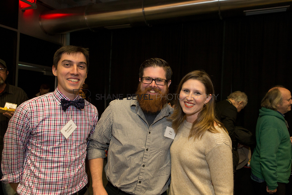 4/29/17 5:06:48 PM -- Tedx TulsaCC event at the Center for Creativity. Released under Creative Commons license for non commercial, non derivative usage. <br /> <br /> Photo by Shane Bevel