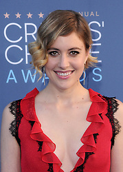 Greta Gerwig  bei der Verleihung der 22. Critics' Choice Awards in Los Angeles / 111216