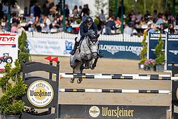 Meech Daniel (NZL), Cinca 3<br /> Balve - Longines Optimum 2019<br /> Dieter Graf Landsberg-Velen Gedächtnispreis<br /> Championat von Balve<br /> 15. Juni 2019<br /> © www.sportfotos-lafrentz.de/Stefan Lafrentz