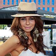 NLD/Rijswijk/20110601 - Uitreiking Talkies Terras Award 2011, Olcay Gulsen