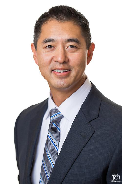 Phil Yamamoto poses for his business headshot in San Jose, California, on September 18, 2014. (Stan Olszewski/SOSKIphoto)