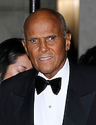 Harry Belafonte attends the 8th Annual UNICEF Snowflake Ball at Cipriani 42nd Street in New York City, New York on November 27, 2012.