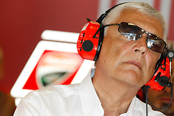 29.08.2010, Indianapolis, USA, MotoGP, Redbull Indianapolis Grand Prix, im Bild .G. Del Torchio - General director of Ducati factory .EXPA Pictures © 2010, PhotoCredit: EXPA/ InsideFoto/ Semedia +++++ ATTENTION - FOR AUSTRIA AND SLOVENIA CLIENT ONLY +++++