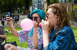 London, August 1st 2015. Protesters gather outside Parliament  in London to oppose measures the Government has proposed for banning of all psychoactive substances except alcohol, nicotine and caffeine - outlawing all so-called 'legal highs'.   // Contact: paul@pauldaveycreative.co.uk Mobile 07966 016 296
