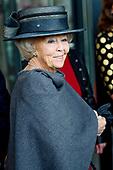 Prinses Beatrix onthult nieuwe naam van Sensoor
