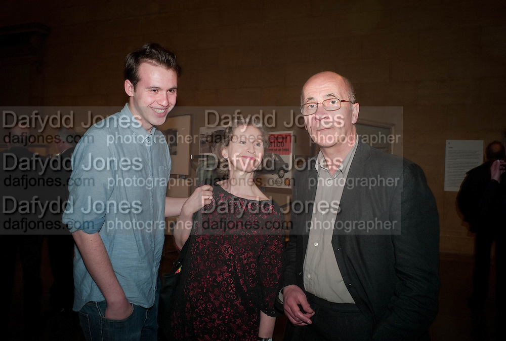 JAMES NORRIS KEILLER; JULIE NORRIS; PATRICK KEILLER, Patrick Keiller The  Robinson Institute,  The Duveens Commission: - Tate Britain, Millbank, London. 26 March 2012.