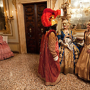 "Special Opening of the ""Museo del Costume "" at Palazzo Zen ai Frari"