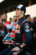 February 26, 2017: Circuit de Catalunya. Scuderia Toro Rosso team launch of the STR12, Daniil Kvyat, (RUS).