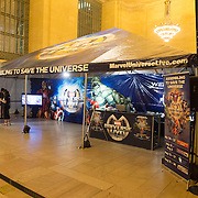Marvel Universe Live at Grand Central 7/29/14