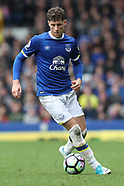 Everton v Burnley - 15 April 2017