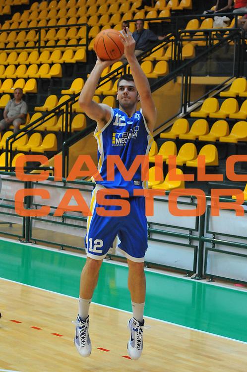DESCRIZIONE : Jesolo Venezia Summer League 2009-2010 Tecnomeccanica Dalla Riva<br /> GIOCATORE : Djordje Kavaric<br /> SQUADRA : Tecnomeccanica Dalla Riva<br /> EVENTO : Jesolo Venezia Summer League 2009-2010<br /> GARA : Tecnomeccanica Dalla Riva<br /> DATA : 08/06/2010 <br /> CATEGORIA : Tiro<br /> SPORT : Pallacanestro <br /> AUTORE : Agenzia Ciamillo-Castoria/M.Gregolin<br /> Galleria : Lega Basket A 2009-2010  <br /> Fotonotizia : Jesolo Venezia Summer League 2009-2010 Tecnomeccanica Dalla Riva<br /> Predefinita :