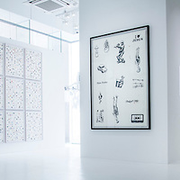 Nils Karsten's first solo exhibition in Asia <br /> Pearl Lam Galleries at SOHO 189 on OCT 20, 2015, in Hong Kong, China. <br /> <br /> Pearl Lam Galleries is pleased to present Cutting Room, Nils Karsten&rsquo;s first solo exhibition in Asia. The Brooklyn-based, Hamburg-born artist will exhibit over 40 collage on paper works, with some incorporating pencil and others graphite or graphite and acrylic, which he has created over the past four years.<br /> Karsten &ldquo;thinks&rdquo; in collages. He meticulously cuts out images from various sources, such as magazines, flyers, newspapers, books, personal photographs, and propaganda material, and then either arranges the disparate images on paper to create surreal scenes in his graphite collages or places associative images together in a grid he has drawn on paper. In both instances, Karsten&rsquo;s goal is to &ldquo;own all images&rdquo;. The images become the artist&rsquo;s through the laborious and meditative process of cutting, the act of which is a ritual for Karsten.