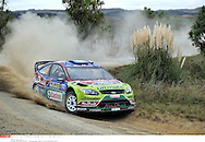 LATVALA Jari Matti..FORD FOCUS..NEW ZEALAND RALLY 2010 *** Local Caption *** latvala (jari matti)