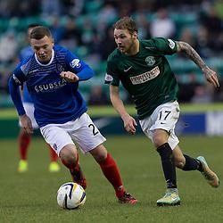 Hibs v Cowdenbeath  | Scottish Championship | 17 January 2015