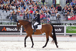 Sara Morganti, (ITA), Royal Delight - Freestyle Grade Ia Para Dressage - Alltech FEI World Equestrian Games™ 2014 - Normandy, France.<br /> © Hippo Foto Team - Leanjo de Koster<br /> 25/06/14