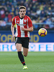 January 20, 2019 - Villarreal, Castellon, Spain - Inigo Cordoba of Athletic Club de Bilbao during the La Liga Santander match between Villarreal and Athletic Club de Bilbao at La Ceramica Stadium on Jenuary 20, 2019 in Vila-real, Spain. (Credit Image: © Maria Jose Segovia/NurPhoto via ZUMA Press)
