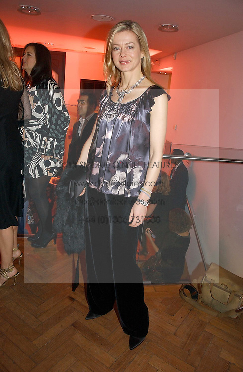 LADY HELEN TAYLOR at the 6th annual Lancome Colour Design Awards in association with CLIC Sargent Cancer Care held at Lindley Hall, Victoria, London on 28th November 2006.<br /><br />NON EXCLUSIVE - WORLD RIGHTS