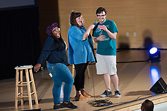 Aidy Bryant and Streeter Seidell