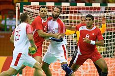20160809 Rio 2016 Olympics - Håndbold Danmark-Tunesien