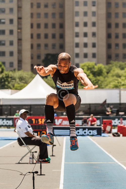 adidas Grand Prix Diamond League Track & Field: Men's Triple Jump, Duranona,