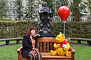 London: 90th anniversary of Winnie-the-Pooh, 10 Oct. 2016