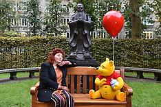 London: 90th anniversary of Winnie-the-Pooh, 10 Oct. 2016