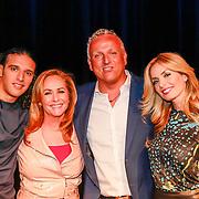 NLD/Amsterdam /20130418 - Perspresentatie X-Factor 2013, Ali B, Angela Groothuizen,  Gordon, Candy Dulfer