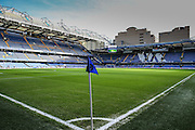 Stamford Bridge during the The FA Cup third round match between Chelsea and Scunthorpe United at Stamford Bridge, London, England on 10 January 2016. Photo by Shane Healey.