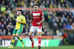 Jamie Paterson of Bristol City - Mandatory by-line: Arron Gent/JMP - 23/02/2019 - FOOTBALL - Carrow Road - Norwich, England - Norwich City v Bristol City - Sky Bet Championship
