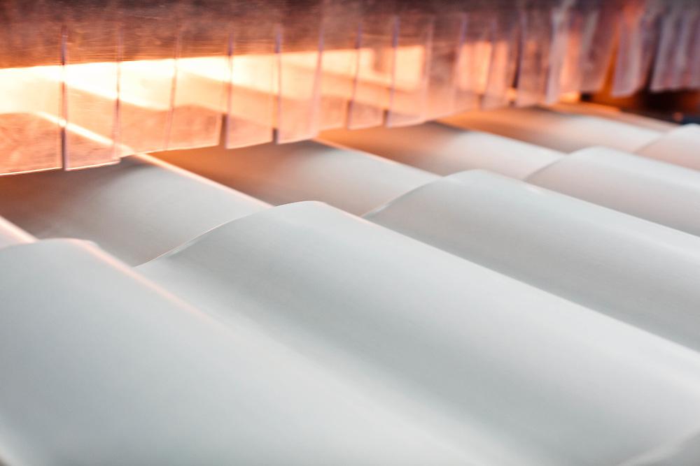 07 MAR 2011 - Trevenzuolo (Verona) - Isopan Spa, Gruppo Manni - Produzione Pannelli di Copertura :-: Trevenzuolo (Italy) - Isopan, Manni Group - Roofing Panels production