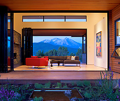 House in Missouri heights, Co, Black Shack Architects