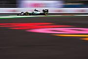 October 28, 2016: Mexican Grand Prix. Lewis Hamilton (GBR), Mercedes