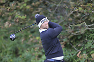 Peter O'Keeffe (Douglas) during the final of the Irish Mid-Amateur Open Championship, Royal Belfast Golf CLub, Hollywood, Down, Ireland. 29/09/2019.<br /> Picture Fran Caffrey / Golffile.ie<br /> <br /> All photo usage must carry mandatory copyright credit (© Golffile   Fran Caffrey)