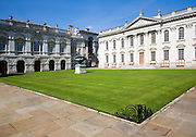 Senate House University of Cambridge, England built 1722–1730 architect James Gibbs neo-classical style using Portland stone