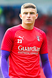 Jake Hastie of Rotherham United - Mandatory by-line: Ryan Crockett/JMP - 07/09/2019 - FOOTBALL - The Keepmoat Stadium - Doncaster, England - Doncaster Rovers v Rotherham United - Sky Bet League One