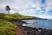 Coast Guard Road, Hawi, North Kohala, The Big Island of Hawaii