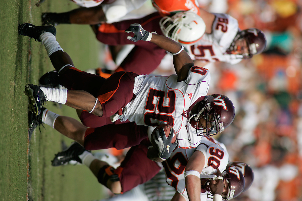 2004 VIRGINIA TECH Football